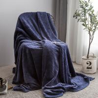 家纺冬季毛毯加厚保暖双层珊瑚绒毯子学生宿舍单人绒毯床单
