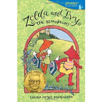 Zelda and?Ivy: The Runaways黛尔达和艾薇薇(荣获苏斯奖金奖)ISBN9780763666354
