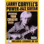 【预订】Larry Coryell's Power Jazz Guitar: Extending Your Creat