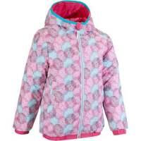 幼儿儿童滑雪外套 保暖防水透气夹克棉服 正反两穿