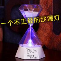 520情人节特别走心的生日礼物送女生朋友闺蜜实用创意沙漏伴睡灯