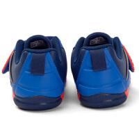 【3折价:89.7元】阿迪达斯(adidas)童鞋男童运动鞋舒适轻便女童休闲鞋BA9557蓝色23.5码 主 图