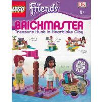 LEGO Friends Brickmaster: Treasure Hunt in Heartlake City 乐
