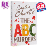 阿加莎系列:ABC谋杀案(波洛)英文原版 The ABC Murders(Poirot) Agatha Christi