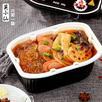 莫小仙六菜一肠方便速食冷水自热自煮懒人自助麻辣烫网红小火锅