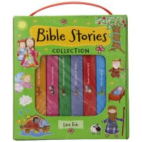 Bible Stories Collection [ISBN: 978-1780653341]
