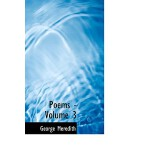 【预订】Poems - Volume 3