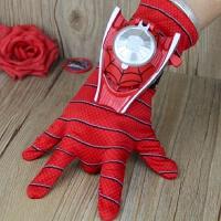 蜘蛛侠2发射器手套 飞镖弹射 英雄手腕 儿童装扮 Cosplay玩具