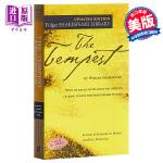 莎士比亚:暴风雨 英文原版 The Tempest William Shakespeare Simon & Schus