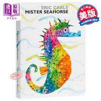 海马先生英文原版Mister SeahorseMister Seahorsepenguin