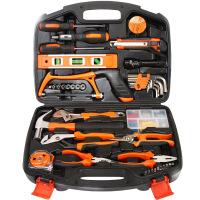哈博 家用工具套装 多功能五金工具箱 电工木工维修手动工具组合组套