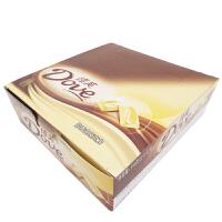 【包邮】德芙(Dove) 奶香白巧克力 盒装 516g (12条*43g) 办公室休闲零食