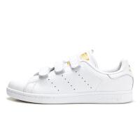 adidas/阿迪达斯男鞋三叶草女鞋史密斯金尾魔术贴情侣运动休闲板鞋S75188