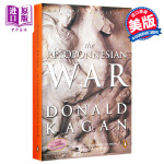 伯罗奔尼撒战争 英文原版 The Peloponnesian War Donald Kagan Penguin Boo