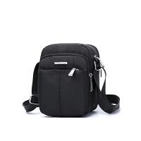 夏季零钱手机包男士单肩包斜挎包迷你奥天尼龙男包运动休闲小背包