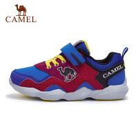 camel骆驼秋冬青少年男女中大童加强缓震运动户外跑步鞋