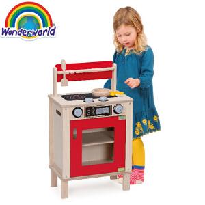 [当当自营]泰国Wonderworld 烤箱系列 过家家角色扮演益智玩具 厨房大件玩具 幼儿园玩具