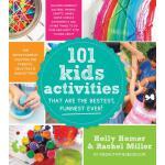 【预订】101 Kids Activities That Are the Bestest, Funnest Ever!