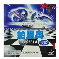 PALIO拍里奥 CK531A 长胶 反旋转型 乒乓球胶皮 长胶套胶