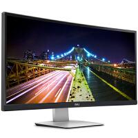 戴尔(DELL) U3415W 34英寸曲面3.5K超高清内置音箱IPS屏显示器
