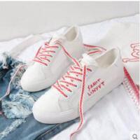 百搭小白鞋韩版白鞋运动鞋女鞋休闲平底学生板鞋