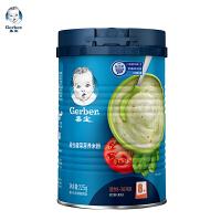 [当当自营]嘉宝 混合蔬菜营养米粉225g