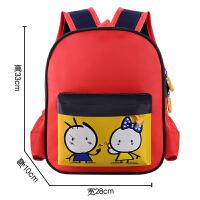 新款幼儿园书包印字批�l定做儿童双肩背包3-6岁小班广告订制logo