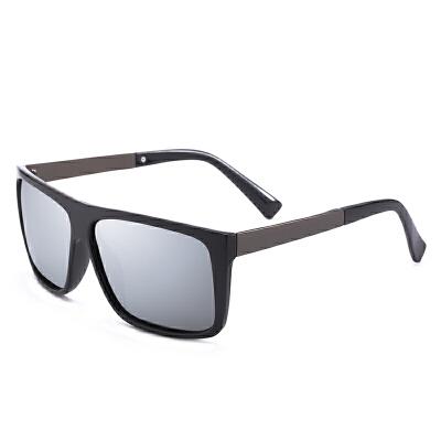 偏光太阳镜男士司机眼睛个性蛤蟆潮人驾驶开车墨镜女眼镜 WYF-5105