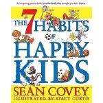 英文原版 The 7 Habits of Happy Kids 高效人士的七个习惯儿童版