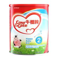 【澳门直购】港版牛栏Cow&Gate乐儿较大婴儿奶粉2段(6-12个月)900g