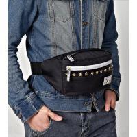 腰包轻便防水尼龙布包户外运动时尚胸包手机袋.