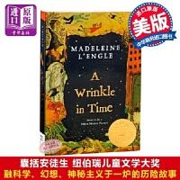 【中商原版】A Wrinkle In Time 时间的皱纹 梅格时空大冒险 英文原版小说 时间的皱折