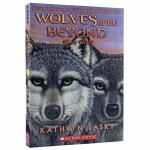【中商原版】绝境狼王6 跃向远方之蓝 英文原版 Wolves of the Beyond #6 Star Wolf 动