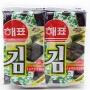 海飘海苔 2g*8包 烤紫菜紫菜片海苔片