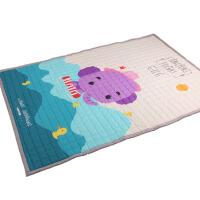 儿童爬爬垫 宝宝爬行垫游戏垫防滑地毯客厅卧室垫子加厚地垫 200cm*150cm