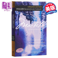 【中商原版】莎士比亚:麦克白 英文原版 Folger Shakespeare Library:Macbeth Down