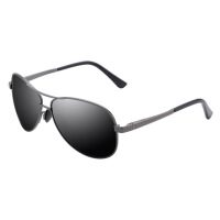 墨镜男士开车偏光太阳镜男司机镜驾驶潮人蛤蟆镜时尚近视眼镜