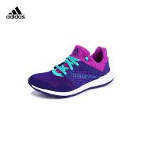【3折价:200.7元】阿迪达斯(adidas)S80383 童鞋秋季新品女童透气跑步鞋运动鞋 紫色