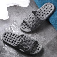 洗澡拖鞋男夏情侣浴室防滑室内家居家女士拖鞋凉拖鞋家用