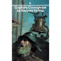 【预订】Captains Courageous 9780553211900