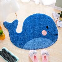 卡通地垫儿童房门垫卧室地毯防滑垫家用脚垫子