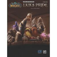 【预订】Lion's Pride: From World of Warcraft (Piano/Vocal/Chord