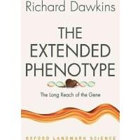 【中商原版】延伸的表现型 牛津科学里程碑系列 英文原版 The Extended Phenotype: The Lon