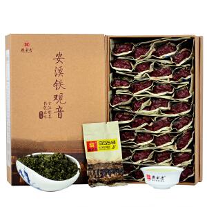 祺彤香 经典9558正味茶叶 清香型安溪铁观音新茶2盒500g