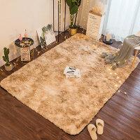地毯卧室可睡可坐ins地毯卧室满铺风可爱入门毛毯北欧网红同款客厅可睡可坐床边毯x
