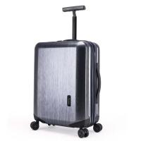 商务pc单拉杆箱耐磨防刮旅行登机箱万向轮行李箱20/25/28英寸拉杆箱新潮可商务