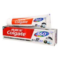 高露洁(Colgate) 360°备长炭深洁牙膏40gx3 【赠品勿拍】