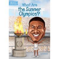 【现货】英文原版 What are the Summer Olympics? 什么是夏季奥林匹克运动会? who was