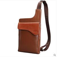 背包单肩斜跨包 男包 时尚ipad 平板电脑 大容量胸包 休闲潮流包