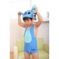 小男孩泳装男童泳衣宝宝1-3-5-7岁分连体泳衣儿童可爱游泳服套装